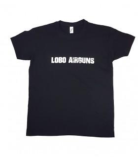 Camiseta con lobo unisex de Lobo AirGuns