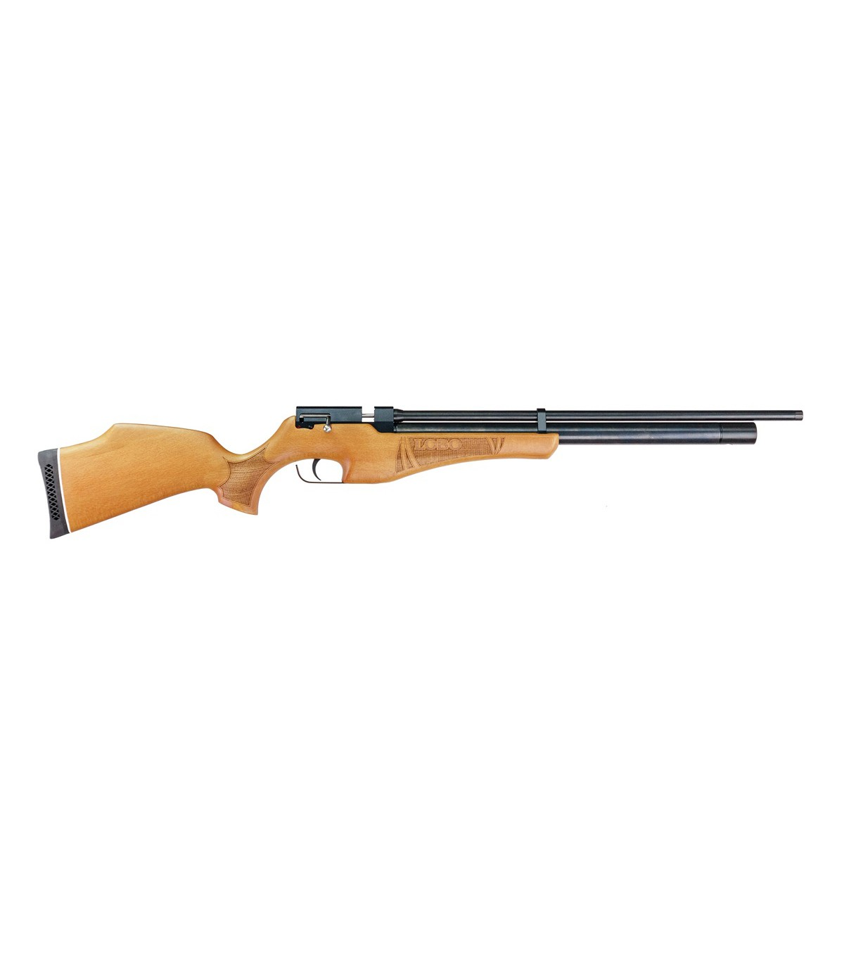 Azor air rifle, a classic design with excellent performance