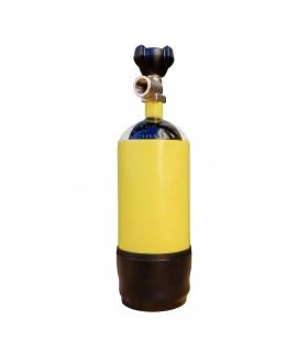 Botella de buceo de 2  litros para PCP
