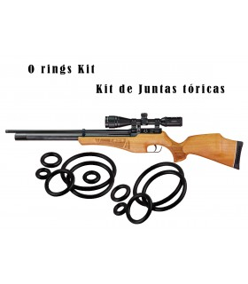 O-ring kit for Azor