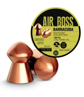 AIR BOSS Barracuda Cal. 5,5 - 1,36 gramos