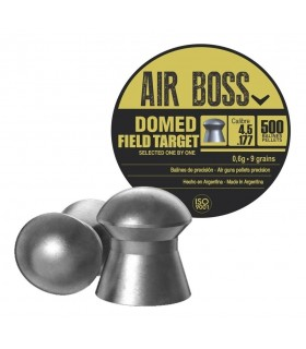 AIR BOSS Domed FT Cal. 4,5 - 9 grains