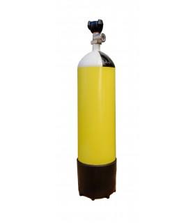 8 liter Scuba bottle at 300 Bars