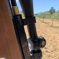 Un pequeño video de nuestra carabina Toro junto a su silenciador.  #pcp #carabina #airguns #pellet