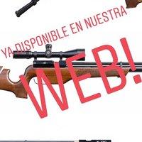 Ya tenemos la Toro disponible. Entrega inmediata! 🎉  #carbine #pcp #airguns #bigbore #carabinas