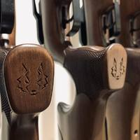 🇪🇸 Detalles 🤤 🇺🇸 Details 🤤  #airrifles #airguns #pcp #pcporn #carbines#gunstock #stocks