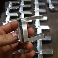 Mecanizado completado, ahora falta desbarbar y anodizar.  Carabinas PCP mecanizadas en aluminio 5083 presentauna excelente resistencia a la corrosión yposee la mayor resistencia de las aleaciones de la serie  5000.  #pcp #airguns #newmodel #pellet #balinera #armas #mecanizado #milling #aluminium #balin #carabina #madeinspain
