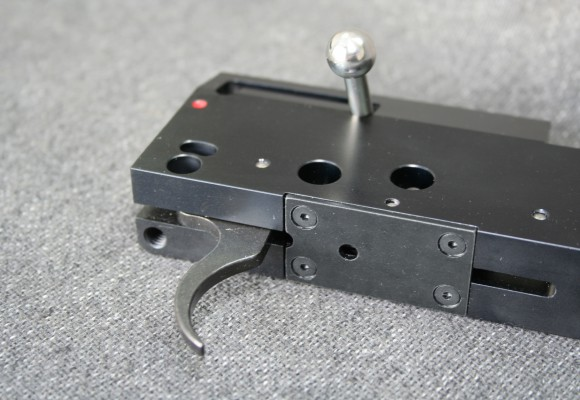 AZOR air rifle trigger adjustment